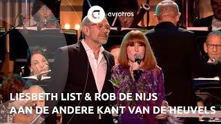 Liesbeth List en Rob de Nijs - Aan de andere kant van de heuvels - Shaffy Symfonia