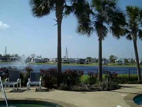 LakeView RV RESORT  Houston Texas