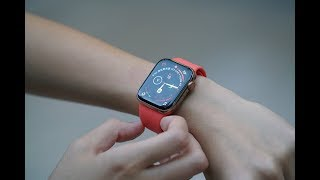 Apple Watch series 4 開箱上手玩!Unboxing大屏幕、新功能實測Review|宅民黨