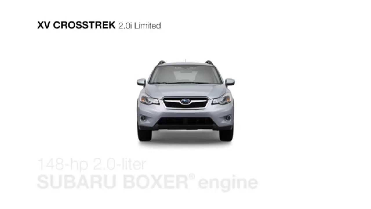 2015 Subaru XV Crosstrek Limited Subaru XV Crosstrek Premium 2015  سوبارو اكس في كروسترك ليميتد