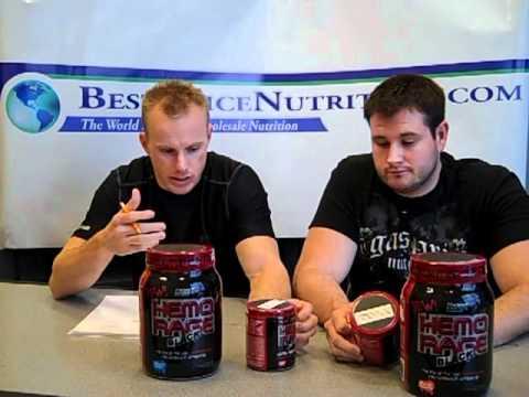 Nutrex Hemo Rage Black Vs  Hemo Rage Ultra Concentrate