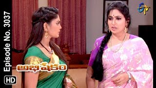 Abhishekam | 10th October 2018 | Full Episode No 3037 | ETV Telugu