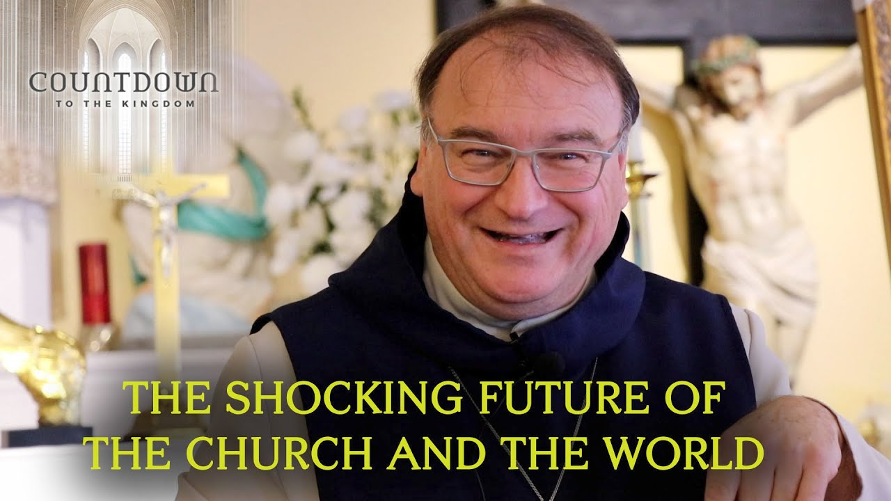 Fr. Michel Rodrigue Has Received Prophetic Knowledge of the Future of the Church and the World