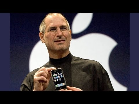 Steve Jobs Unveils The Original iPhone - Macworld San Francisco 2007