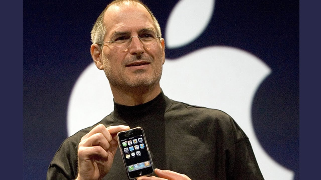 Idea of iphone : steve jobs