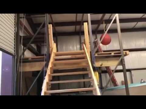 Garage Loft Staircase