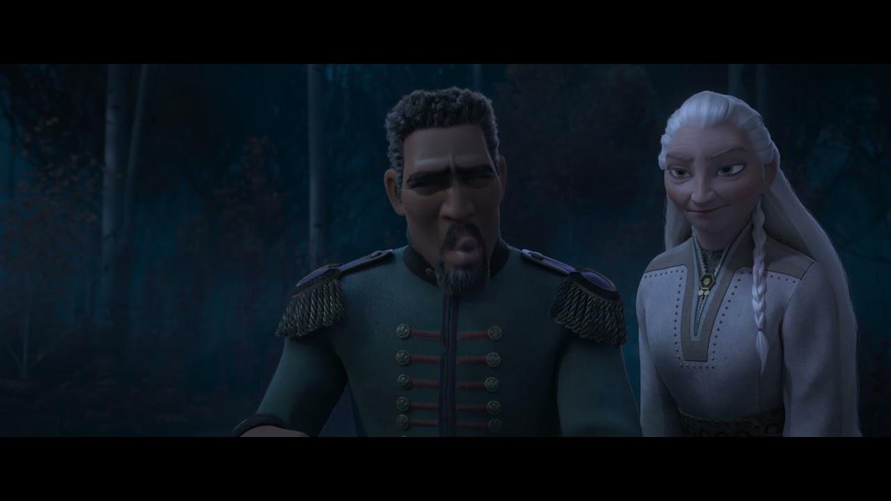 Frozen II de Disney   Olaf cuenta la historia de Frozen   Disney Junior España