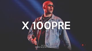 Dark Emotional Trap Beat Bad Bunny x Travis Scott Type - X 100PRE Noztik Musik