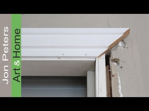 How To Install Window U0026 Door Trim   Casing Made Simple