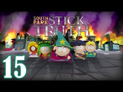 South Park Stick Of Truth Part 15 - Abortion Clinic, Recruit The Girls!