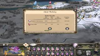 Medieval 2 Total War - The Byzantine Empire Victory! - Long Campaign 96 turns