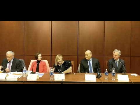 """EMET Capitol Hill Seminar: """"An Examination of What is Occurring on the Streets of Iran Today"""""""