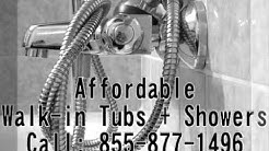 855 877 1496 Install and Buy Walk in Tubs Jacksonville, Florida Walk in Bathtub