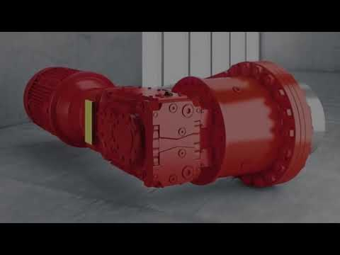 The Industrial Gear Unit Of The P-X Series | Drive Solutions | SEW-EURODRIVE