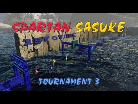Spartan Sasuke 3