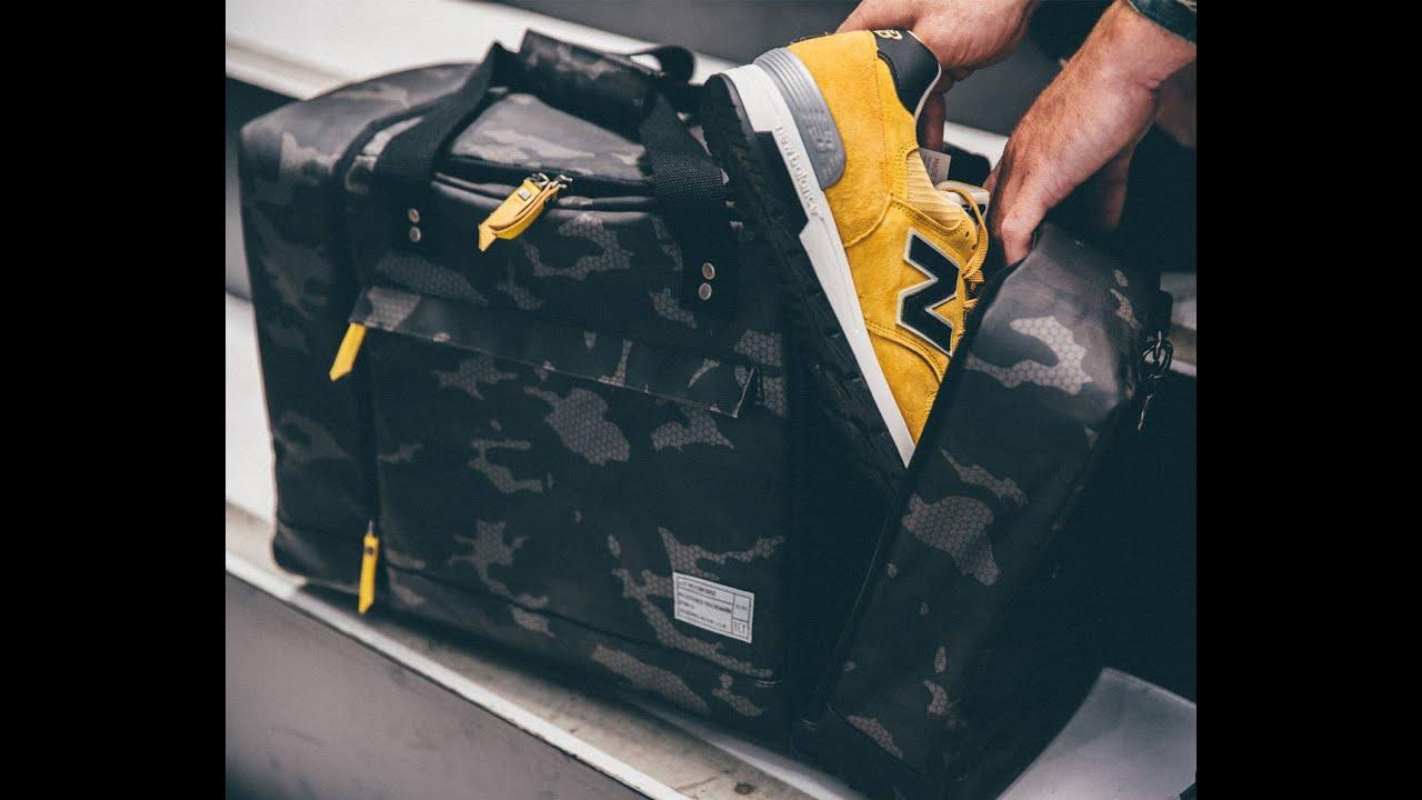 d1eb755201 HEX Sneaker Duffel