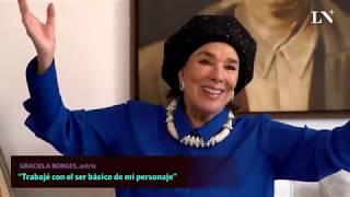 Entrevista a Graciela Borges, por Pablo Sirvén