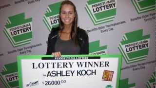 Lottery Winners Across Pennsylvania