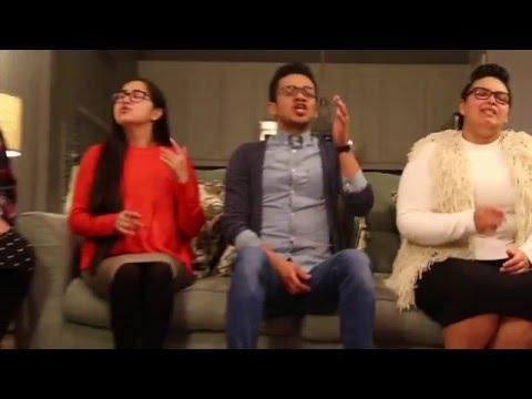 Alett Frias & PBA - Fill Me Up - Lléname (Spanish Cover) Trey McLaughlin's Vocal Arrangement
