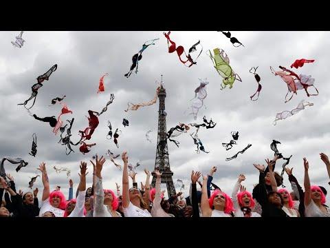 """Wanita Di Paris Dan Korea Berlomba² """"MELEPASNYA"""", Bahkan Ditempat Umum. Jomblo Auto Mimisan Liatnya"""