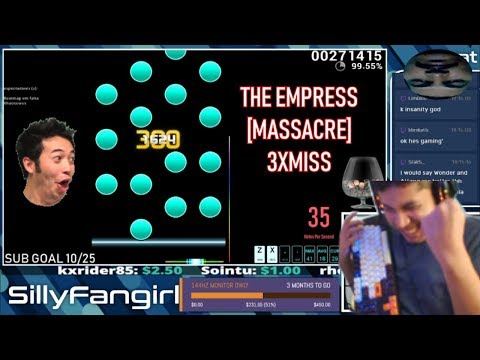 I  DESTROYED THIS MAP   THE EMPRESS MASSACRE 3XMISS