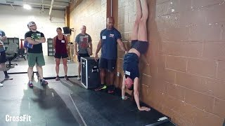 Level 2: Neutral Position in the Pull-Up and Handstand Push-Up