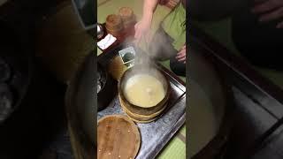 秋田県男鹿半島の郷土料理「石鍋」 thumbnail