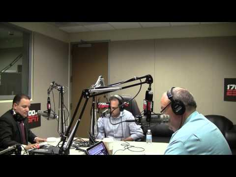 Ron Siegel Radio Network: Guests Brent Humpherys and Leonard Frost - Aug 3 2015