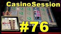 Casino Session #76 - Eine Runde Gladiators auf 1 Euro & Risikoleiter | ENZ Merkur