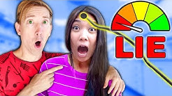 IS REGINA A LIAR? Lie Detector Test on Best Friend about Unexpected 24 Hour Secret Room Reveal Vlog