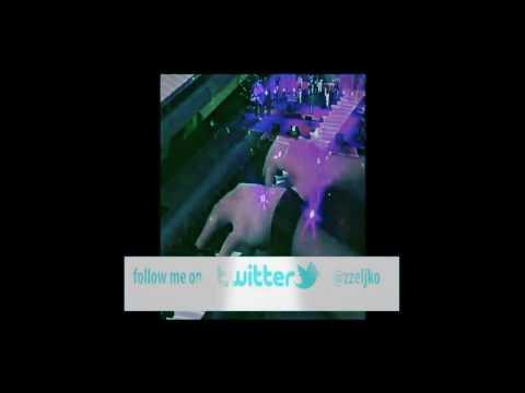 Dodji sutra - Karaoke Live HD Zeljko Joksimovic