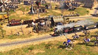Age of Empires III Multiplayer Gameplay Deutsch - Kalter Krieg #1 [Full HD]