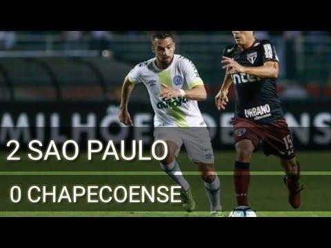 Melhores Momentos De Sao Paulo Vs Chapecoense