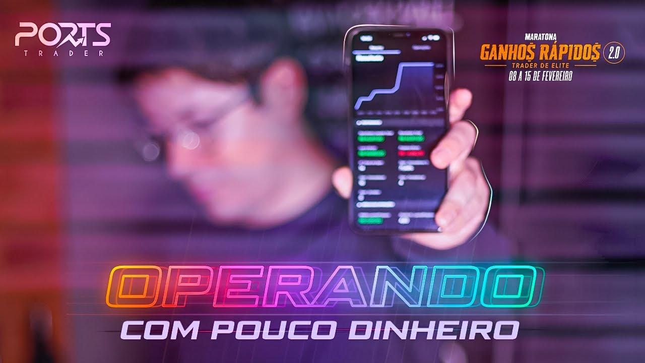 Download COMO OPERAR COM POUCO DINHEIRO NO DAY TRADE I @PORTSTRADER