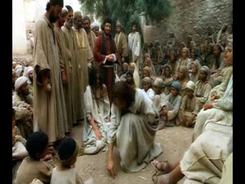 Pregação A mulher pega em adultério - YouTube