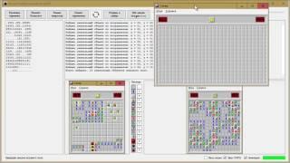 C# Видео отчёт по Боту для Сапёра Windows XP