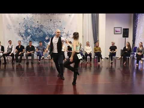 JnJ Advanced - 1st - Aleksandr Rozhkov & Raisa Khismatullina - Swing and snow 2019