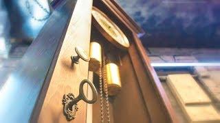 Корпус для часов своими руками. Шкаф для интерьерных часов. Мебель своими руками. furniture handmade