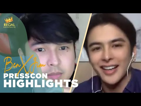 Teejay & Jerome on having same sex relationship | BEN X JIM Presscon Highlights