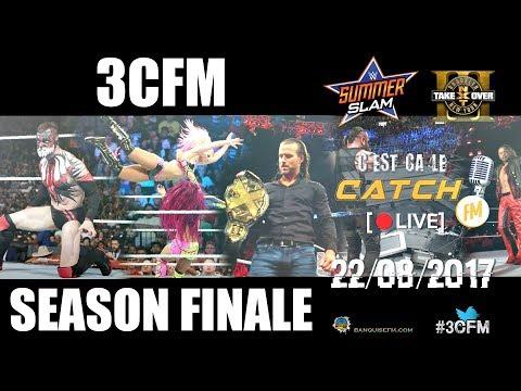 [3CFM LIVE] SEASON FINALE - WWE SUMMERSLAM...