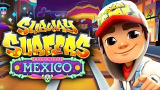 Subway Surfers World Tour 2019 - Mexico Halloween Official Run
