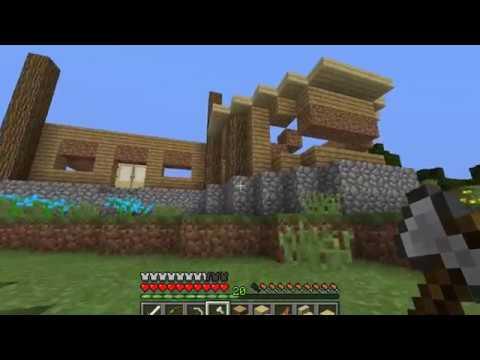 Creative Craft! Episode 2 House Construction!