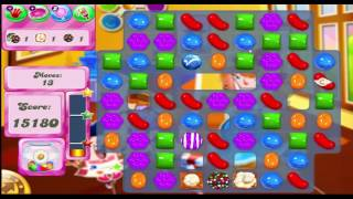 Candy Crush Saga Level 1569   |   Hard Level   |   2-Star ⭐⭐