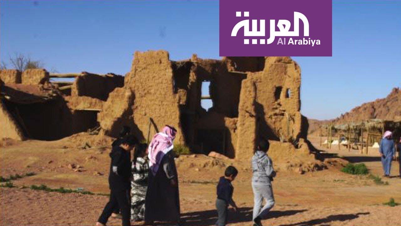 صباح العربية زيارة لبيت حاتم الطائي في حائل Youtube