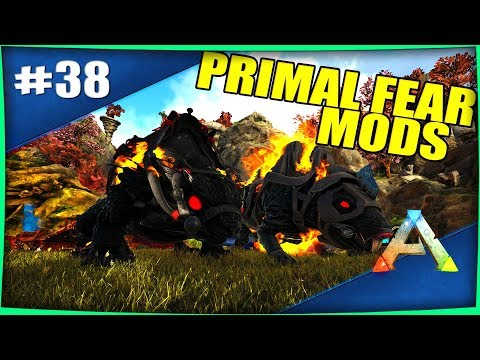 PLUS DE DEMONICS | ARK Mod Fr Primal Fear #Ep38