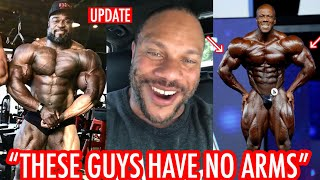 2019 MR OLYMPIA 21 DAYS OUT ALL QUALIFIED COMPETITORS UPDATE