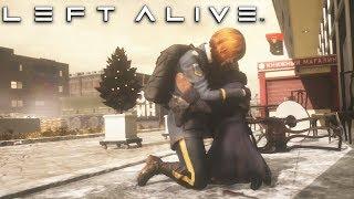 LEFT ALIVE All Cutscenes Movie (Game Movie)