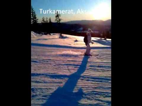 Hilde og Eva tar OL-floka for Aksel Lund Svindal