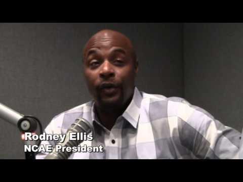 NCAE President Rodney Ellis on 'salary-gate'