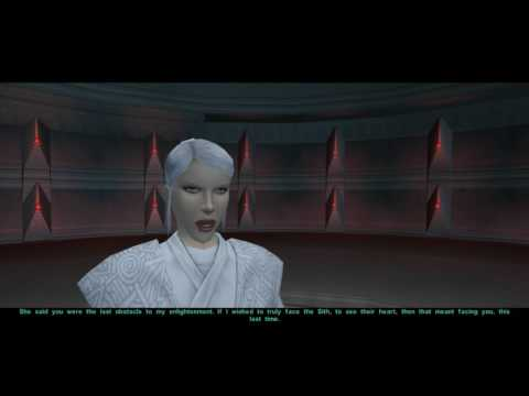 (12) KOTOR II: Sith Lords - Back to Telos Academy